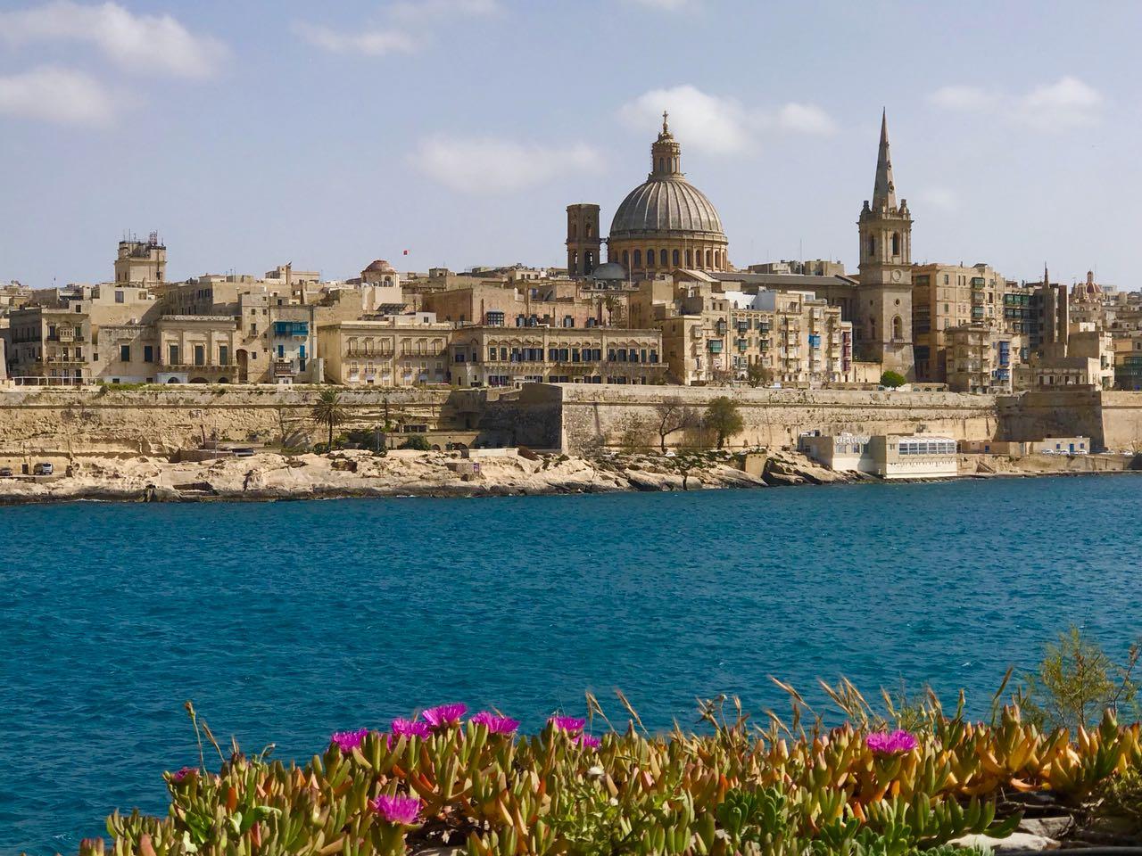 Jazykový pobyt na Malte